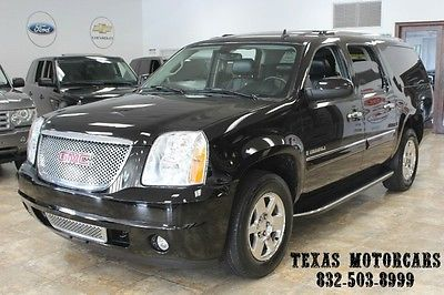 GMC : Yukon Nav. Dvd Loaded 2008 gmc yukon denali xl awd nav dvd heated seats loaded warranty one owner