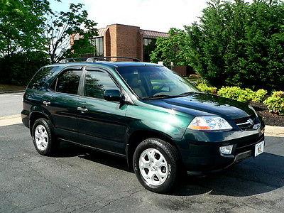 Acura : MDX All Wheel Drive w/ TOURING PKG & NAV PKG. 2001 every option awd leather sunroof navigation needs trans work