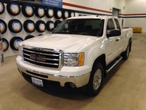 2013 GMC SIERRA 1500 4 DOOR EXTENDED CAB TRUCK