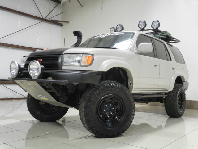 Toyota : 4Runner 4dr SR5 3.4L TOYOTA 4RUNNER TRD OFF-ROADI LIFTED SUPERCHARGED SNORKEL SUNROOF OFF-ROAD LIGHTS