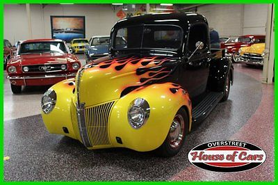 Ford : Other Pickups 1940 FORD, FORD TRUCK, CUSTOM TRUCK 1940 ford truck