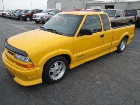 2003 CHEVROLET S