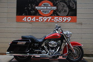 Harley-Davidson : Touring 2010 roadking minor damage parts title good for export we ship worldwide buy now
