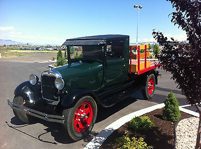 Ford : Model A Truck 1930 ford model a truck