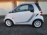 Smart : ForTwo Passion Coupe 2008 smart fortwo passion coupe 11 850 miles like new with many options