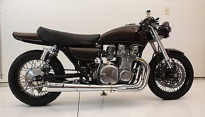 Kawasaki : Other 76 kawasaki kz 900 z 1 hot rod cafe racer zx cbr gsxr yzf drag bike