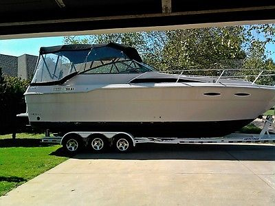 Sea Ray 30' Cabin Cruiser 300 Weekender PROJECT
