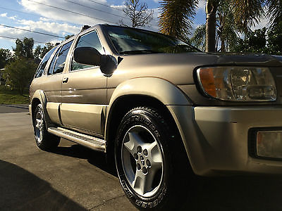Infiniti : QX4 Base Sport Utility 4-Door 2001 infiniti qx 4 priced to sell quick make offers