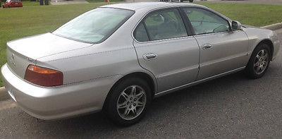 Acura : TL Base Sedan 4-Door Clean Acura TL