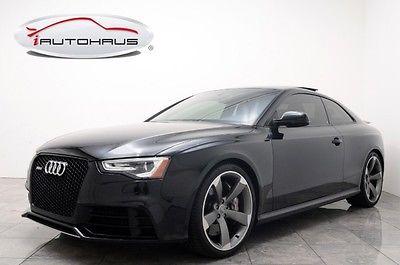 Audi : Other Quattro CERAMIC Brakes Premium Titanium Pkg Sport Exhaust Like 2012 2014 2015 RS7 R8 S5