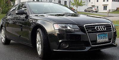 Audi : A4 Quattro 2010 audi a 4 quattro manual transmission