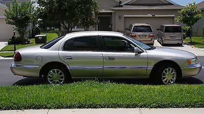 Lincoln : Continental Collector's Edition 2002 lincoln continental collector s edition florida car