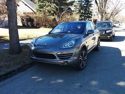 Porsche : Cayenne S w/ Tipp RARE 2013 Porsche Cayenne S w/Tipp, 20