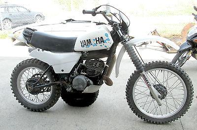 Yamaha : Other 1980 yamaha it 250 enduro ahrma acr vinatge yamaha enduro it antique vintage yz