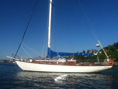Cheoy Lee Offshore 40 Sloop