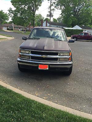 Chevrolet : Tahoe LS Sport Utility 2-Door 1997 chevy tahoe