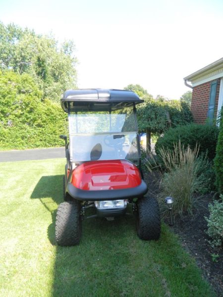 2007 Club Car 48volt Golf Cart