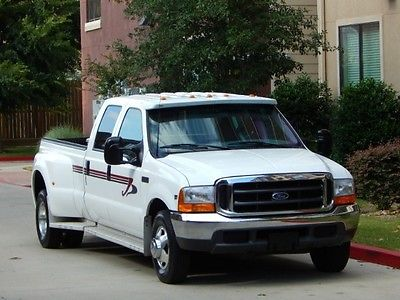 Ford : F-350 FreeShipping F-350 7.3L Diesel XLT Crew Cab Long Bed Dually Excellent Condition! GARAGE KEPT!