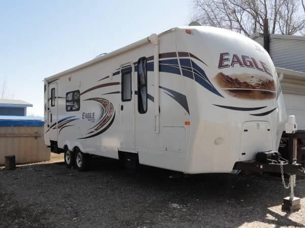 2012 JACO Eagle Super Lite 266RKS
