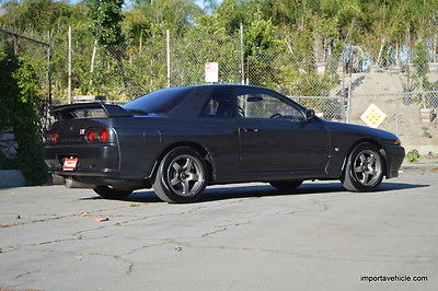 Nissan : Other GT-R 1989 nissan skyline gt r r 32 over 25 years old nhtsa exempt importavehicle com