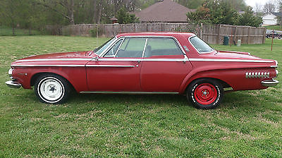 Dodge : Dart Dodge Dart 440  1962 dodge dart 440 hard top mopar super stock b body