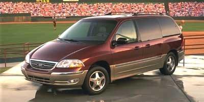 1999 Ford Windstar Wagon