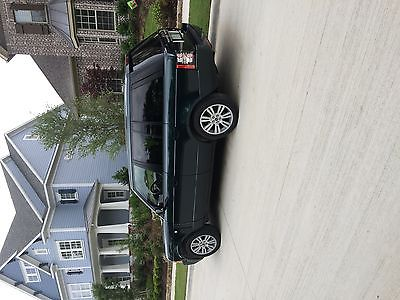 Land Rover : Range Rover HSE LUX HSE LUX PACKAGE