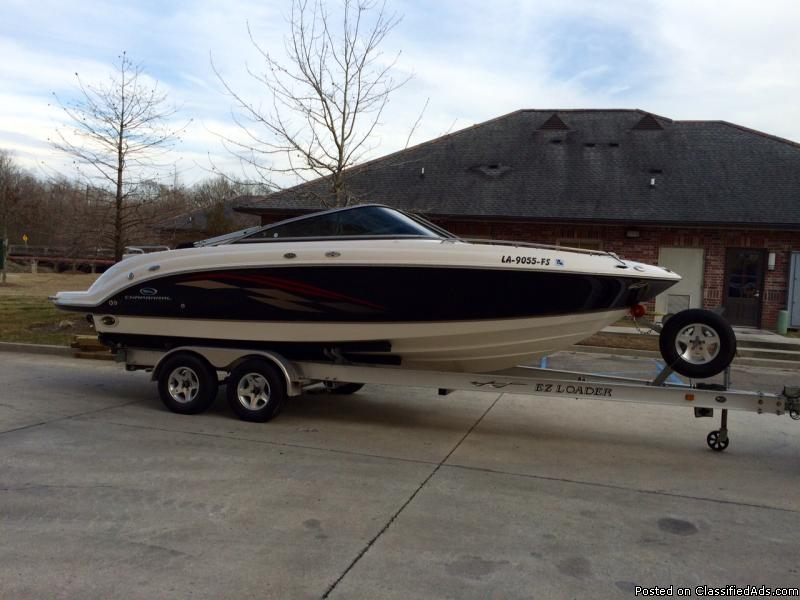 2005 24' Chaparral 236SSi