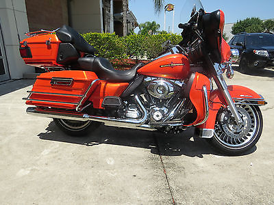 Harley-Davidson : Touring 12 harley davidson flhtcu ultra classic 103 motor 6 spd clean low miles