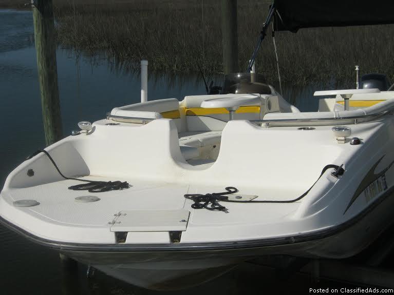 2006 Key West Oasis 210