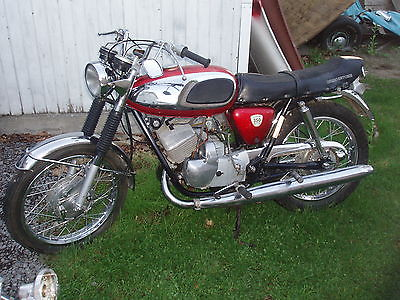 Other Makes : BRIDGESTONE  GTR 350 BRIDGESTONE      GTR 350      TWIN CYLINDER  1970  CROTCH ROCKET