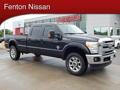 Ford : F-350 Lariat 4WD 20030 miles srw 4 x 4 sirius bluetooth leather backupcam clean carfax nonsmoker