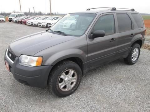 2004 FORD ESCAPE 4 DOOR SUV