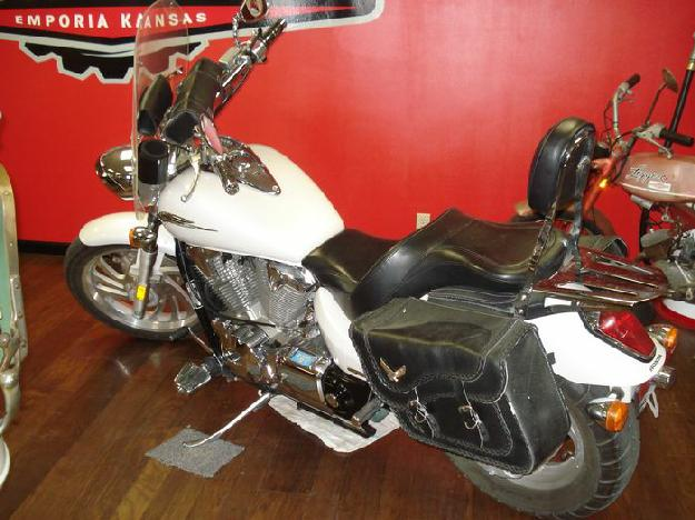 2007 HONDA VTX 1300C - Agler Motor Company, Emporia Kansas
