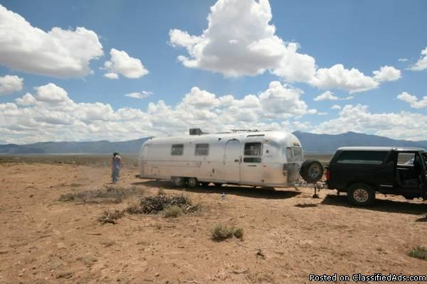 1971 Sovereign Airstream - ready to remodel