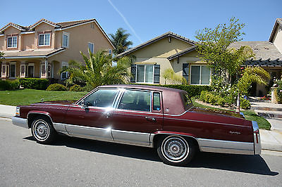 Cadillac Brougham Cars For Sale In California