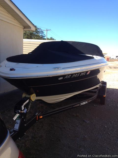 2007 Sea Ray - 200 Select Bowrider