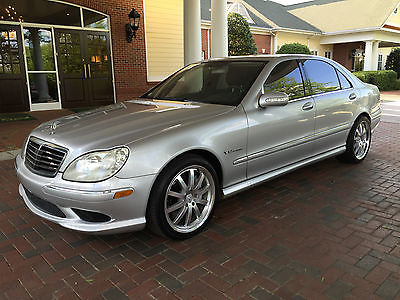 Mercedes Benz S65 Amg 2006 Cars for sale