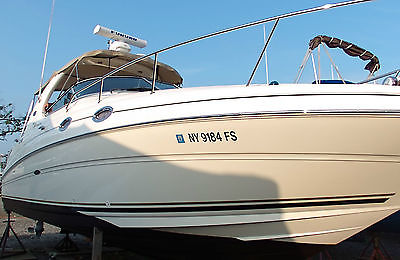 SeaRay Sundancer 280 Boat (2001)