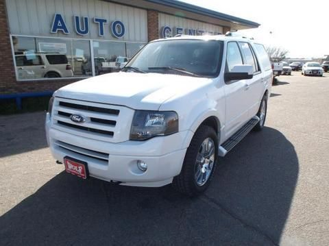 2010 FORD EXPEDITION 4 DOOR SUV