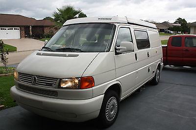 Volkswagen : EuroVan Camper 2000 eurovan camper