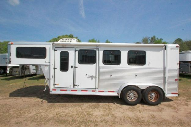 2005 Silver Star Horse Trailer For Sale