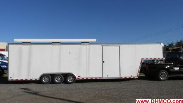 2008 Pace Utility Trailer For Sale