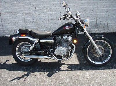 Honda : Rebel 1999 honda rebel black