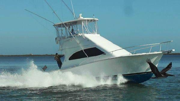 2003 Luhrs Sportfish Convertible