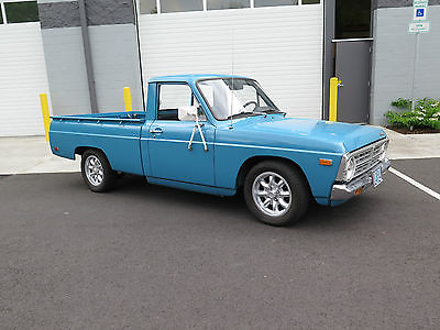 Ford : Other Pickups Stock 1972 ford courier it s sweeeeeet