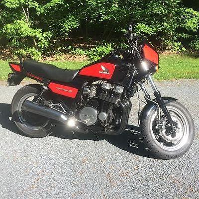 Honda : CB 1984 cb 700 cb 700 sc 700 s
