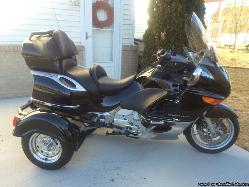 BMW K1200LT Trike or Bike
