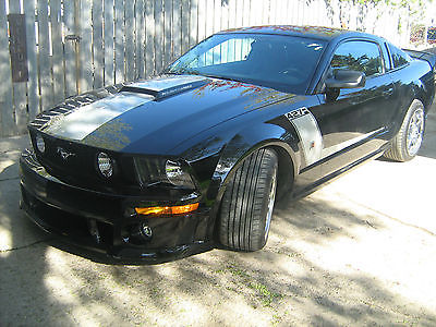 Ford : Mustang ROUSH 427R 2008 roush 427 r stage 3