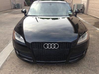 Audi : TT Base Coupe 2-Door 2008 audi tt coupe 3.2 quattro s tronic